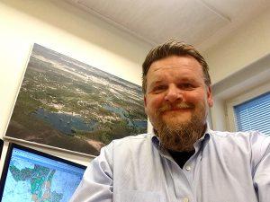 Elinvoimapäällikkö Lauri Hyttinen
