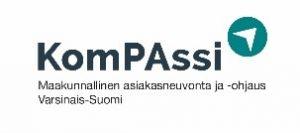 Kompassi-asiakasneuvonnan logo